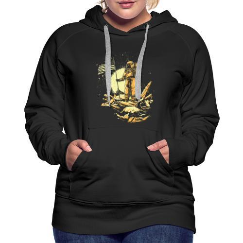 Astronaut fashion - Women's Premium Hoodie