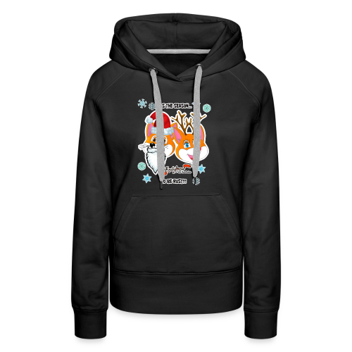 'Tis the Season - Women's Premium Hoodie