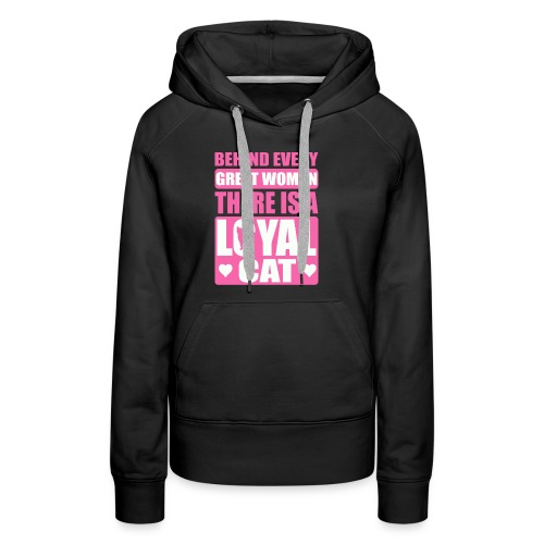 Hoodie & T-shirt For Cat Lovers - Women's Premium Hoodie