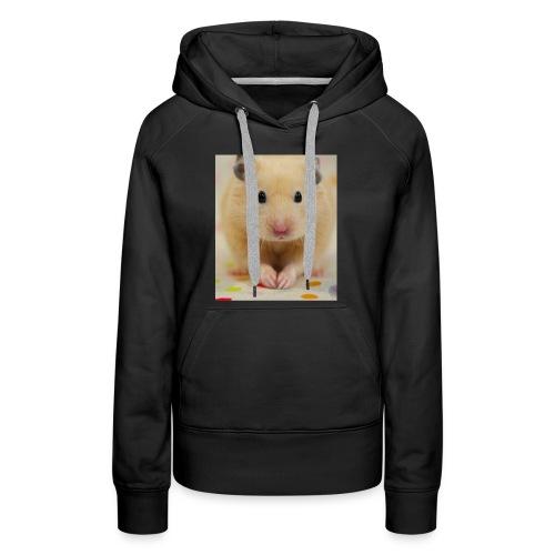 My little hamster world - Women's Premium Hoodie