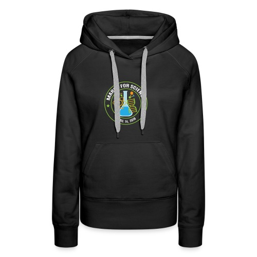 March for Science 2018 - Women's Premium Hoodie