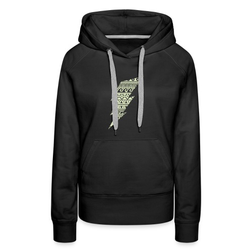 Thunderbolt - Women's Premium Hoodie