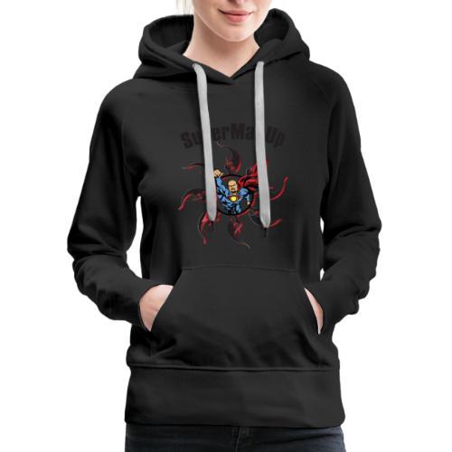 SuperManUP - Women's Premium Hoodie