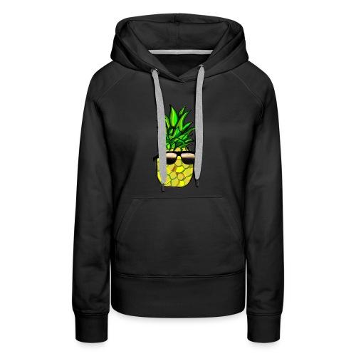 pineapple shirt - Women's Premium Hoodie