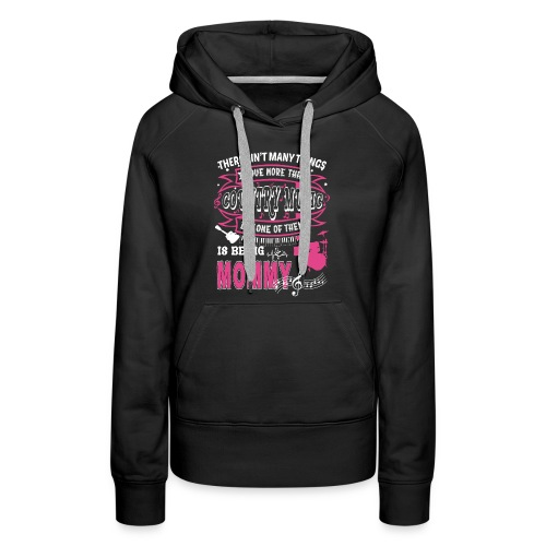 Happy Mother's Day - Women's Premium Hoodie