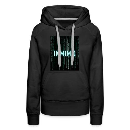 IKMIMO - Women's Premium Hoodie