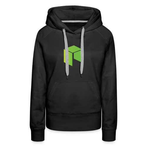 A Neo logo - Women's Premium Hoodie