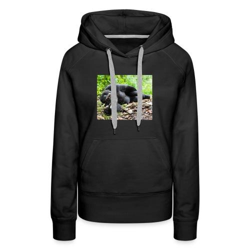 Gorilla Mood sweatshirt and and Tshirt ORIGINAL - Women's Premium Hoodie