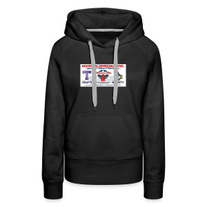 Official Corsicana Bowl Merchandise - Women's Premium Hoodie