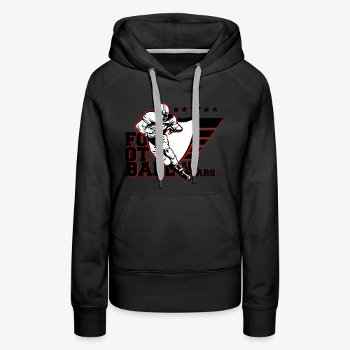 Football All Stars - Women's Premium Hoodie
