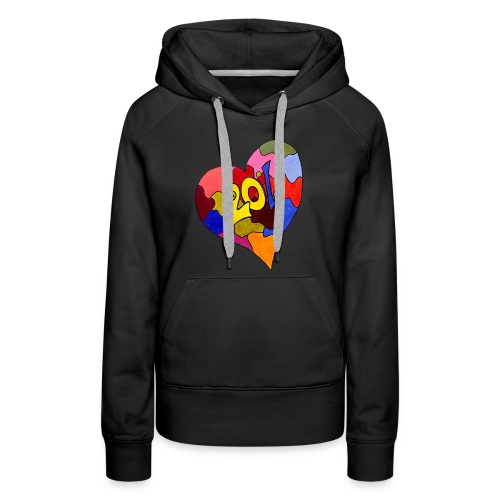 Spread the word: take care of your server! - Women's Premium Hoodie