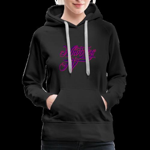 WhobreyTV NS [PuPi] - Women's Premium Hoodie