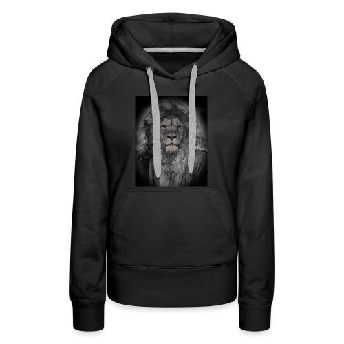 lion man - Women's Premium Hoodie