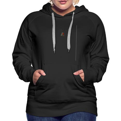 NOT TODAY - Women's Premium Hoodie