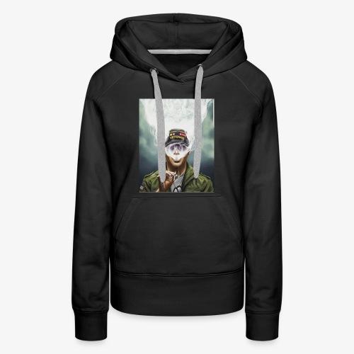PTSD VET - Women's Premium Hoodie