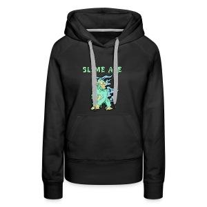 Slime Ape - Women's Premium Hoodie