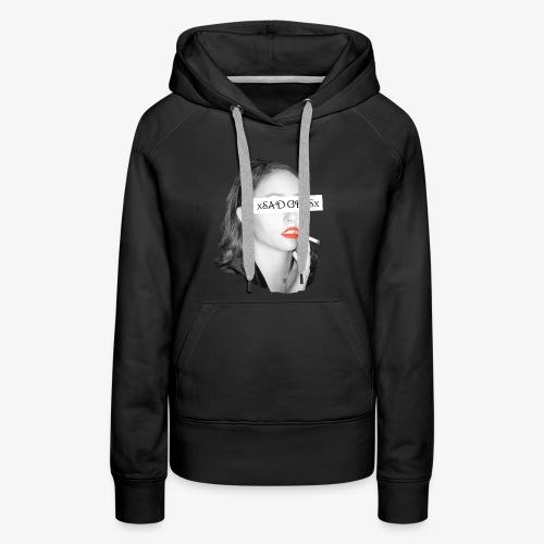 SAD GRLS - Women's Premium Hoodie