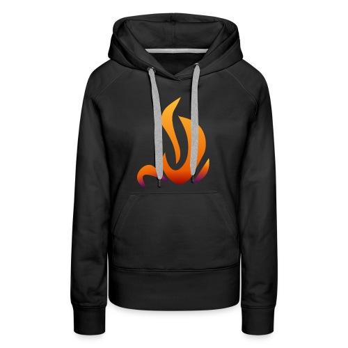 Pyrostealer logo - Women's Premium Hoodie