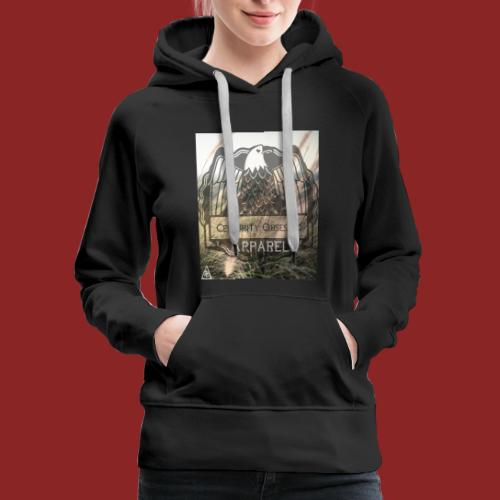 Eagle Eye Design - Women's Premium Hoodie