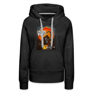 Creeper Reaper Hot Sauce attire - Women's Premium Hoodie