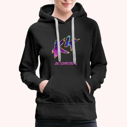 K4 GALACTIC - Women's Premium Hoodie