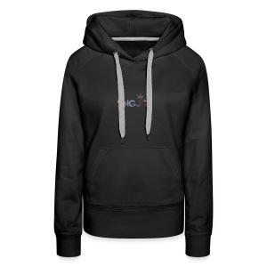 KingJG Galaxy Shirt - Women's Premium Hoodie