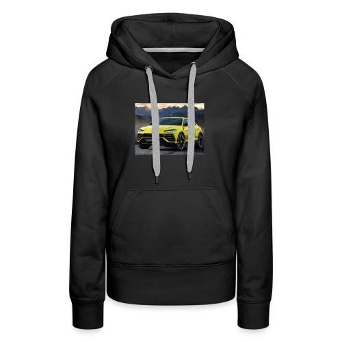 Lamborghini Urus - Women's Premium Hoodie