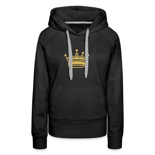The Crowned - Women's Premium Hoodie