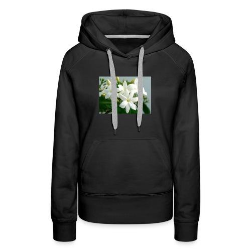 Jasmine Flower - Women's Premium Hoodie