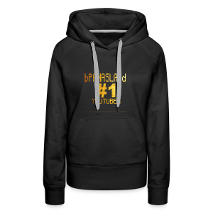 bPANASLAPd back of gold edition - Women's Premium Hoodie