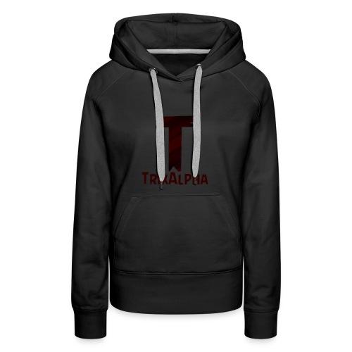 Trix Alpha - Women's Premium Hoodie