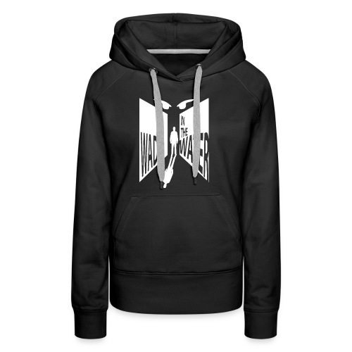 Wade in the Water Night's Eyes - Women's Premium Hoodie