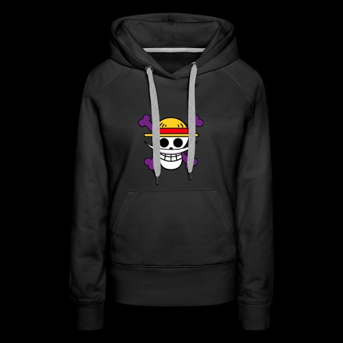 One Piece - Shirohigi - Women's Premium Hoodie