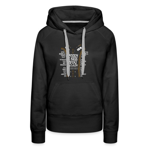 Best Friends - Women's Premium Hoodie