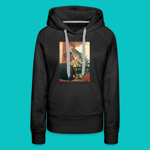 Hot Guy - Women's Premium Hoodie