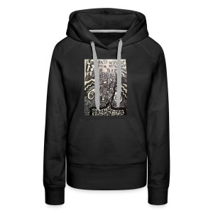 Of sorts in times of darthness - Women's Premium Hoodie