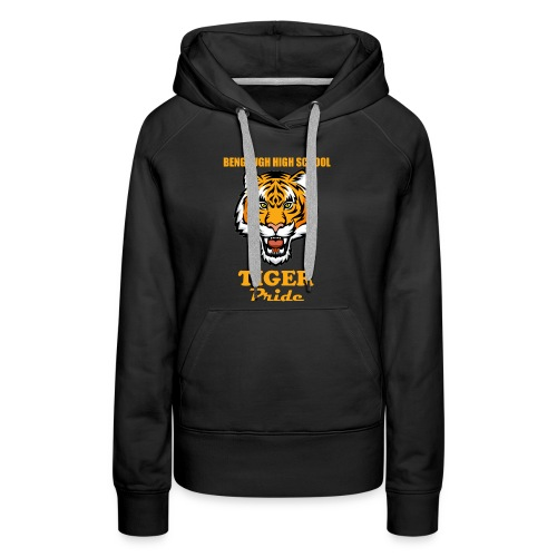 BHS Tiger Pride - Women's Premium Hoodie