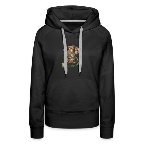 Photo Strip Shirt - Women's Premium Hoodie