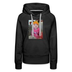 Baby onzie - Women's Premium Hoodie