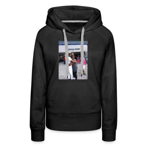 Me and my bro - Women's Premium Hoodie