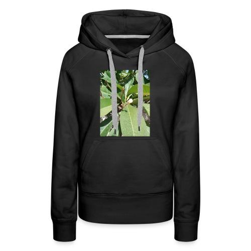 greenery - Women's Premium Hoodie