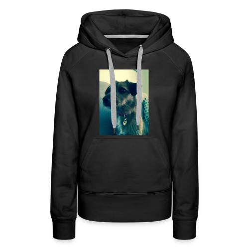 Candys face - Women's Premium Hoodie