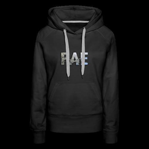 Fae Logo - Blooming Tree - Women's Premium Hoodie