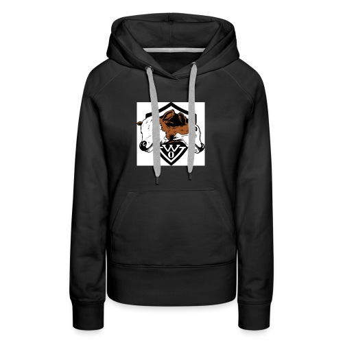 Jaspr is rad - Women's Premium Hoodie