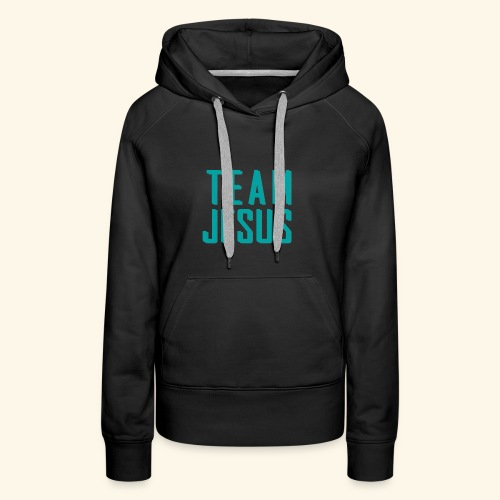 Team Jesus - Women's Premium Hoodie