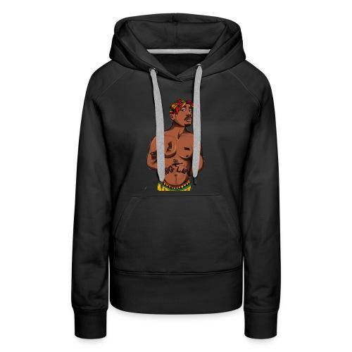 Goat Two - Women's Premium Hoodie
