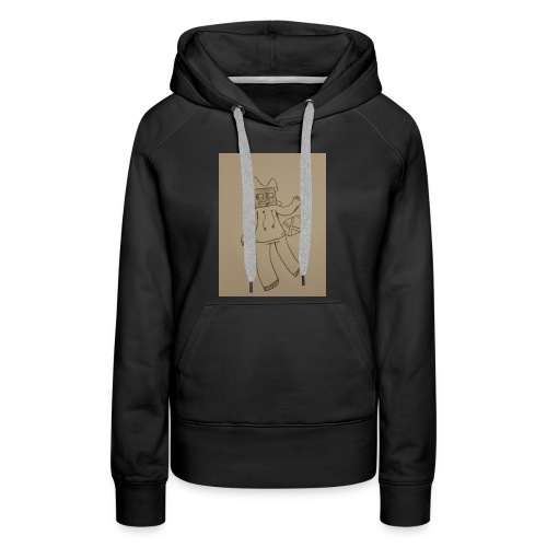 Endie's on a T-Shirt - Women's Premium Hoodie