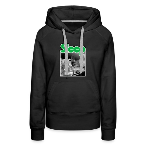 sleep band merch - Women's Premium Hoodie