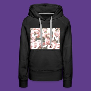 Damn Dude First edition - Women's Premium Hoodie