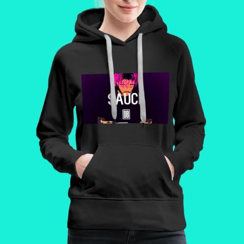 LUV $AUCE - Women's Premium Hoodie
